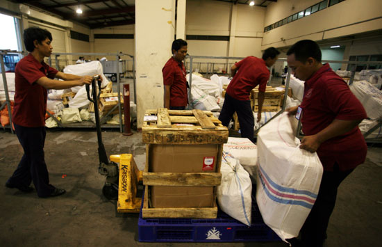 perusahaan logistik di Indonesia 1