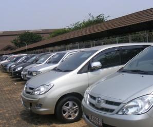 Bursa Mobil Bekas Bandung Dibanjiri Wisatawan Lokal