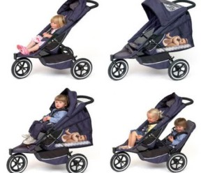 Tips Cara Memilih Kereta Dorong Bayi