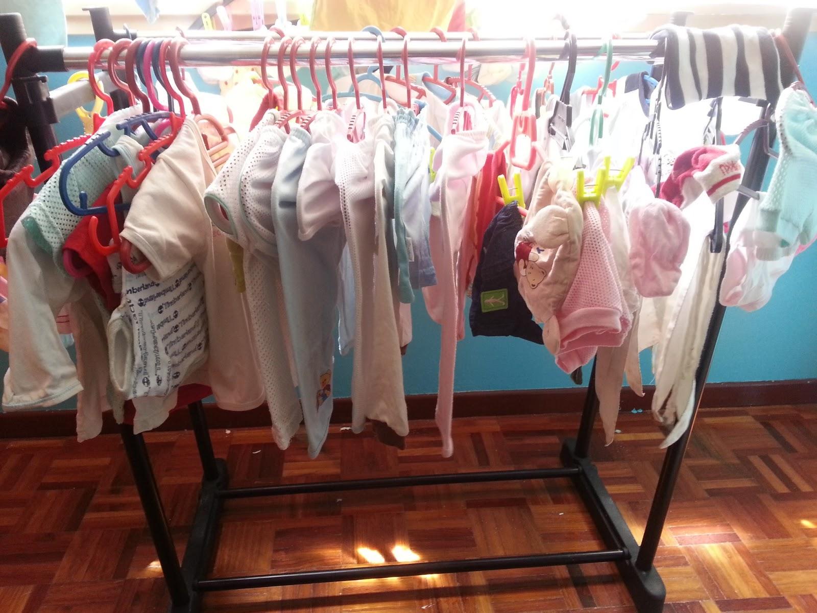 cara mencuci pakaian bayi 1