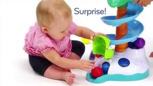 jenis mainan bayi yang di sukai