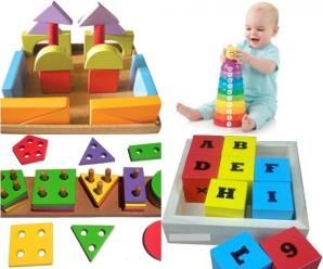 Mainan Anak Yang Mencerdaskan Untuk Usia 2-3 Tahun