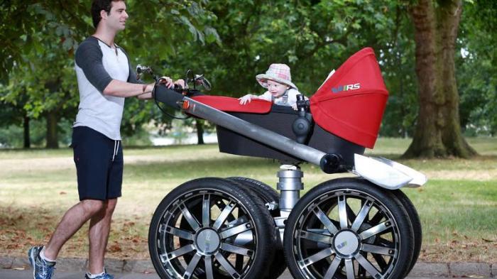 stroller bayi terunik