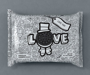 Flexible Packaging Oreo Bertema Doodle