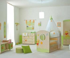 Kriteria Memilih Tempat Tidur Bayi Yang Ideal