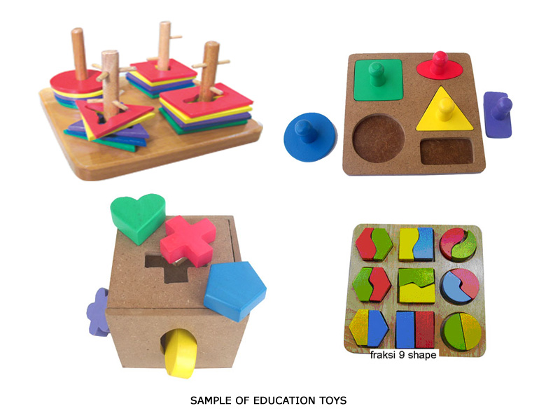 Inilah mainan anak terbaik