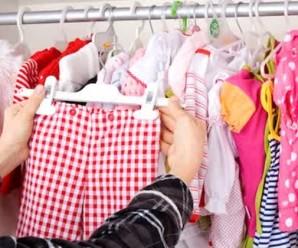 Cara aman mencuci pakaian bayi yang masih baru