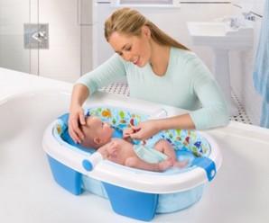 Tips Memilih Tempat Mandi Bayi