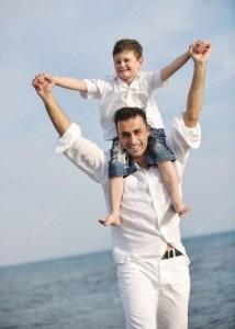 menjadi sosok ayah terbaik