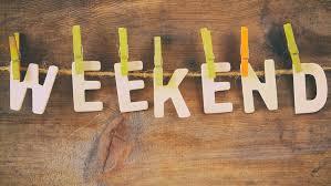 weekend terbaik dengan melakukan 4 kegiatan ini